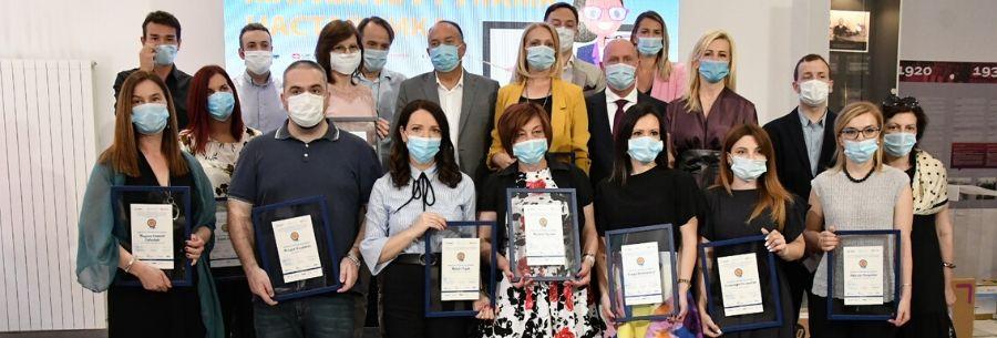 Додељене награде најкреативнијим наставницима током онлајн наставе