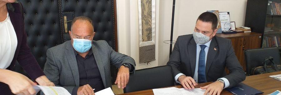 Министар Бранко Ружић преузео нови ресор