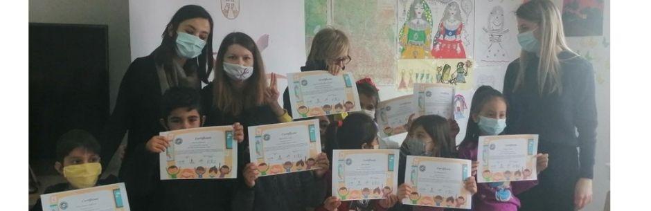 Podrška kontinuiranom obrazovanju dece izbeglica i migranata u Srbiji